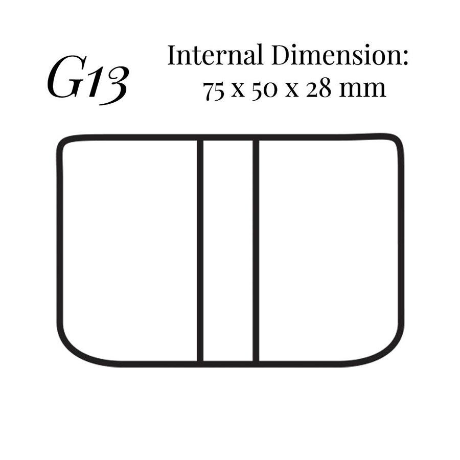G13 Novelty Clip Case