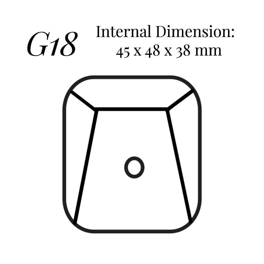 G18 Tie Tack Case