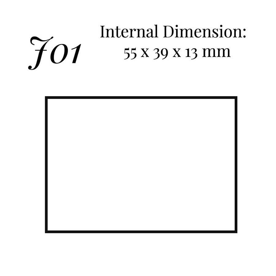 J01 Charm Two Piece Box
