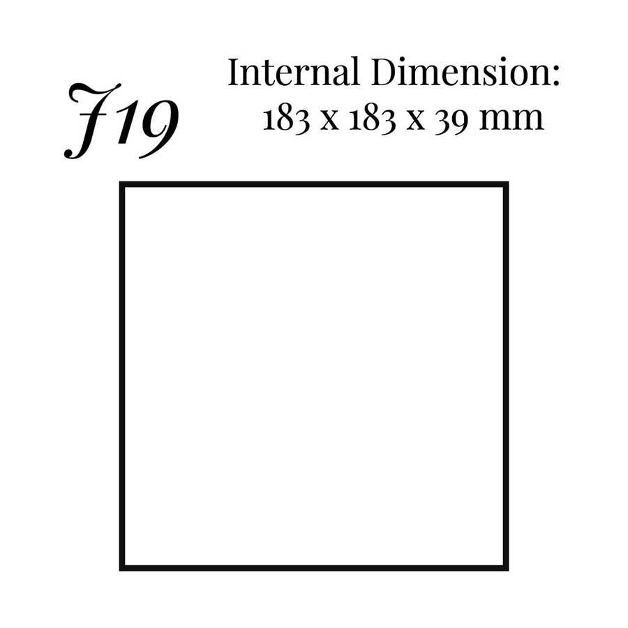 J19 Collarette Two Piece Box
