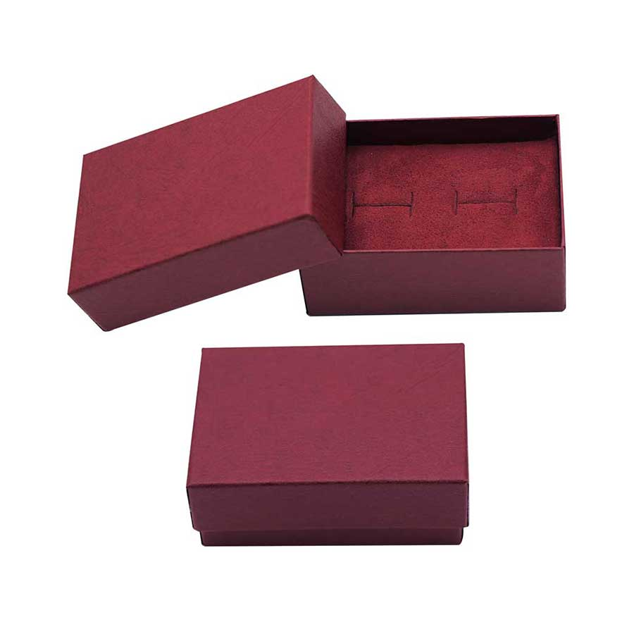 J23 Double Ring Two Piece Box