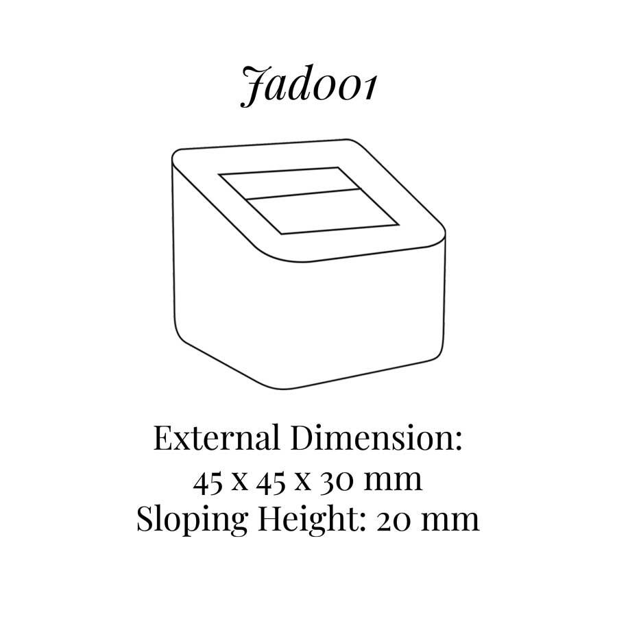 JAD001 Small Soft Roll Column Ring