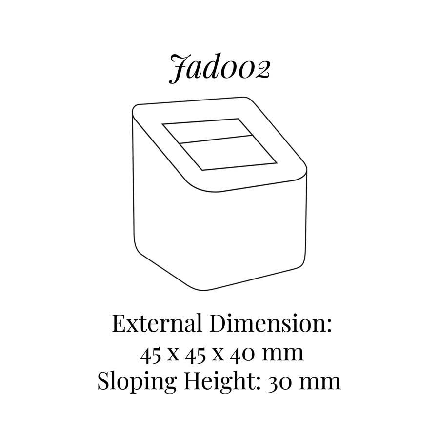JAD002 Medium Soft Roll Column Ring