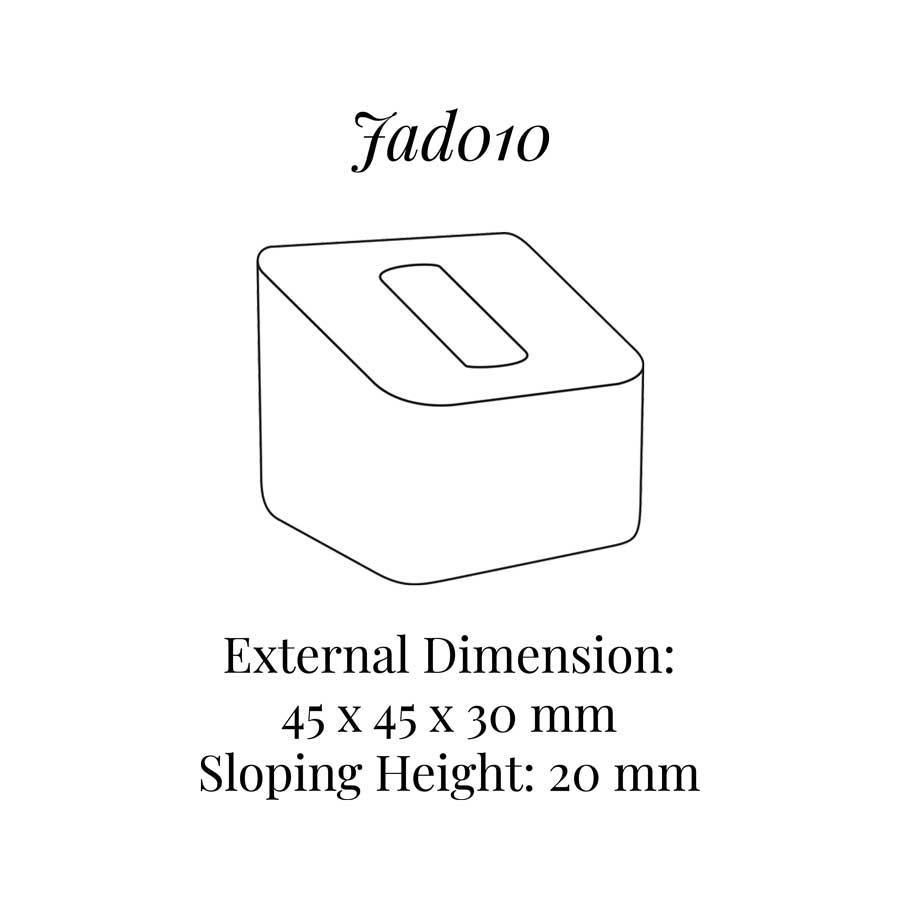 JAD010 Small Clip Ring Column