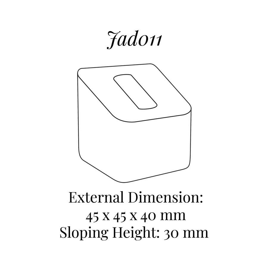 JAD011 Medium Clip Ring Column