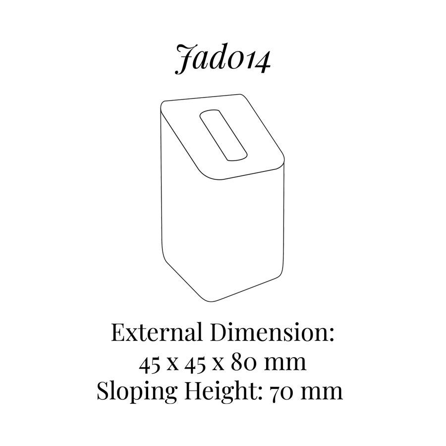 JAD014 Extra High Column Clip Ring