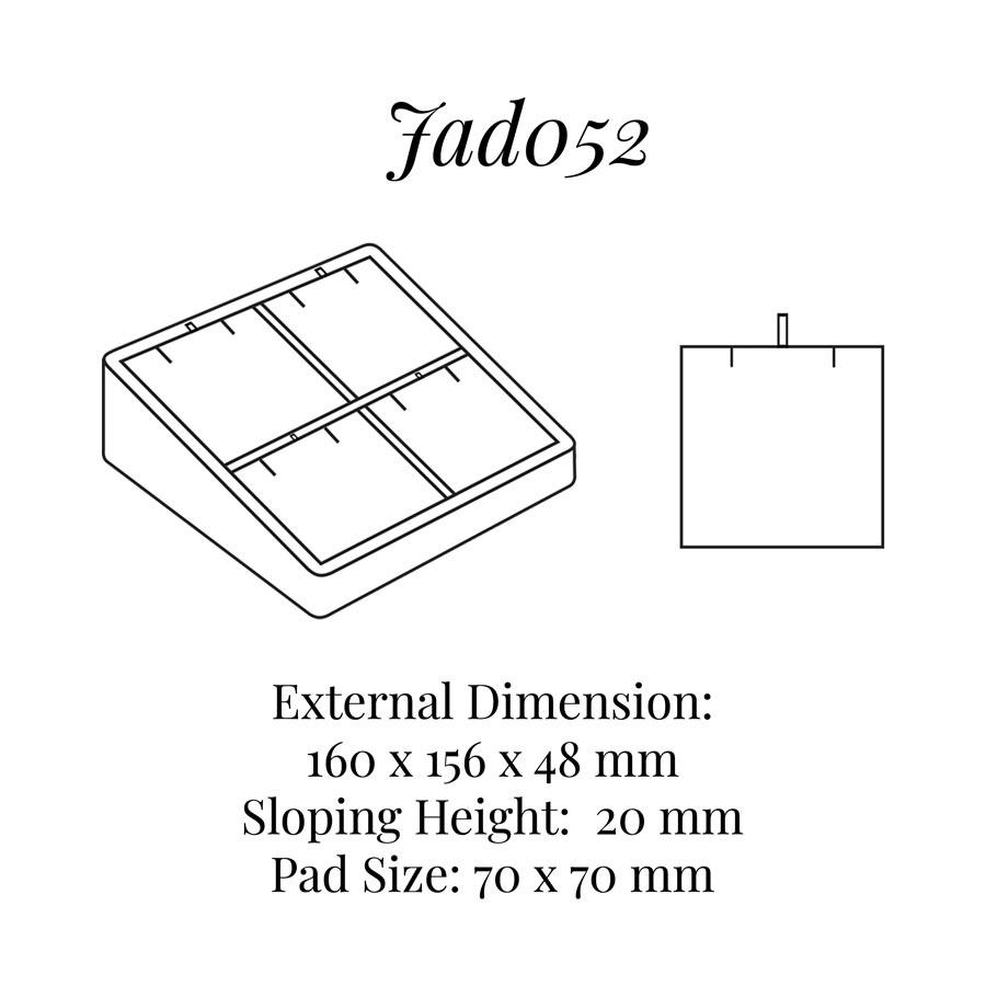 JAD052 Four on Pendant Display