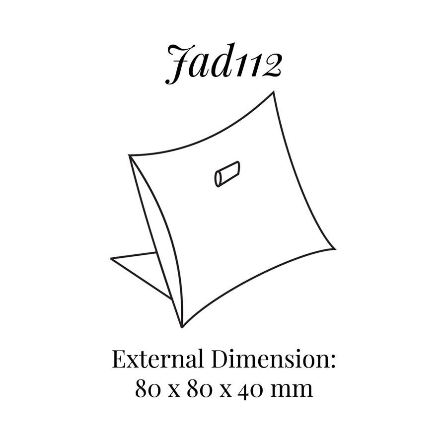 JAD112 Small Brooch Pin Cushion