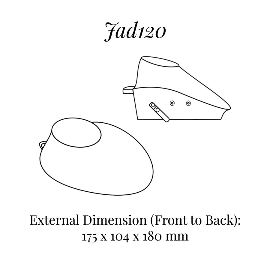 JAD120 Counter Neck