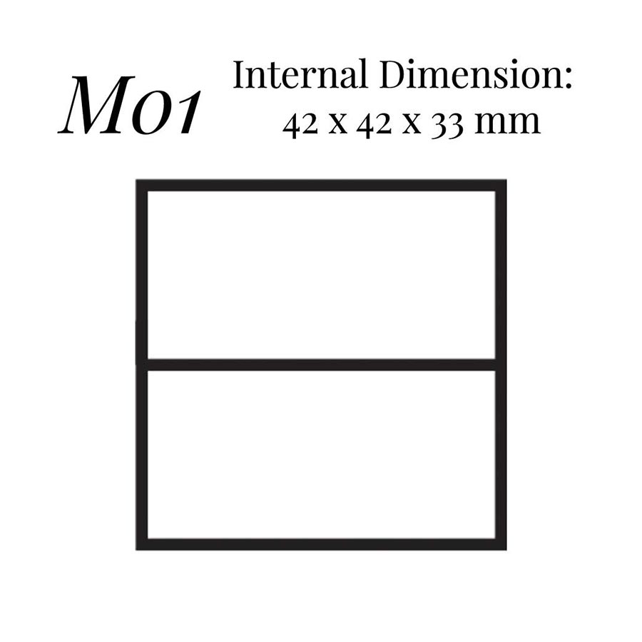 M01 Single Ring Case