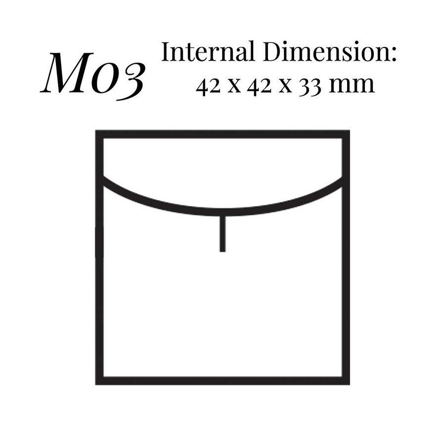 M03 Tie Tack Case