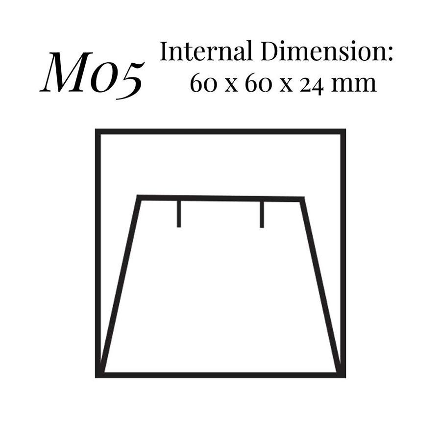 M05 Flap Earring Case