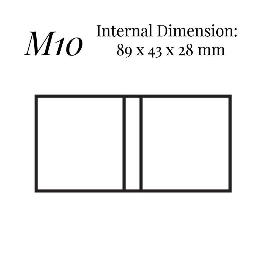 M10 Novelty Clip Case