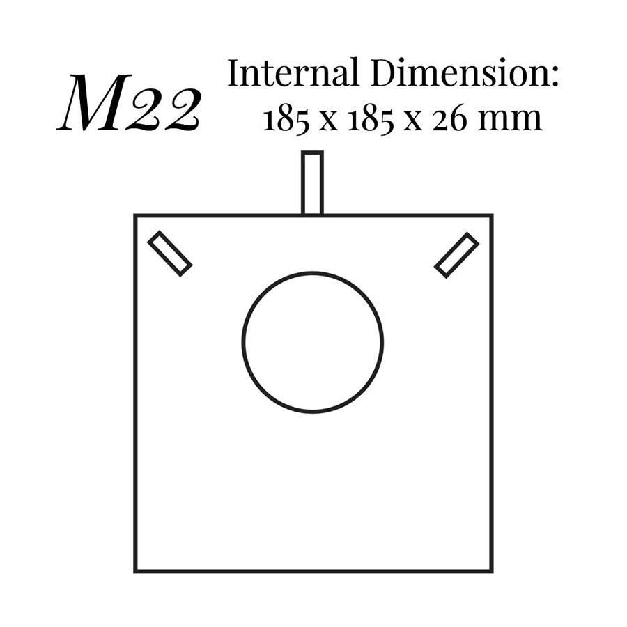 M22 Necklace Case