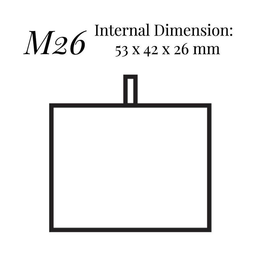 M26 Small Universal Case