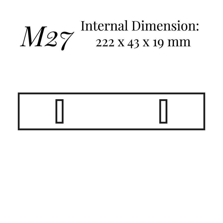 M27 Bracelet Case