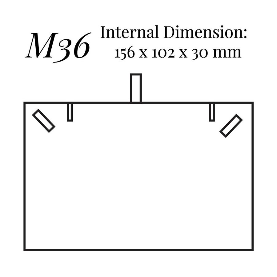 M36 Necklace Case