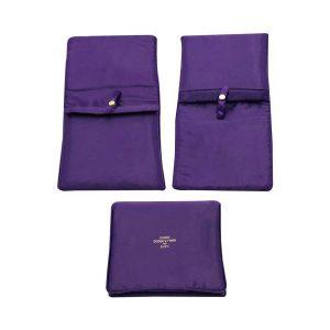 Michigan MA002 Silk Folder Pouch
