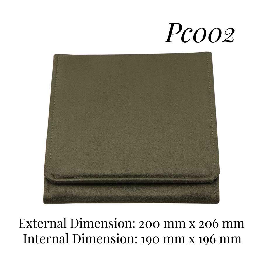 PC002 Medium Square Necklace Folder