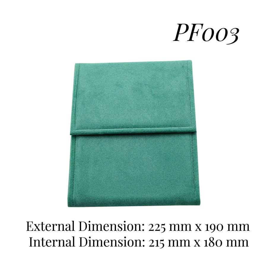PF003 Large Necklace Folder