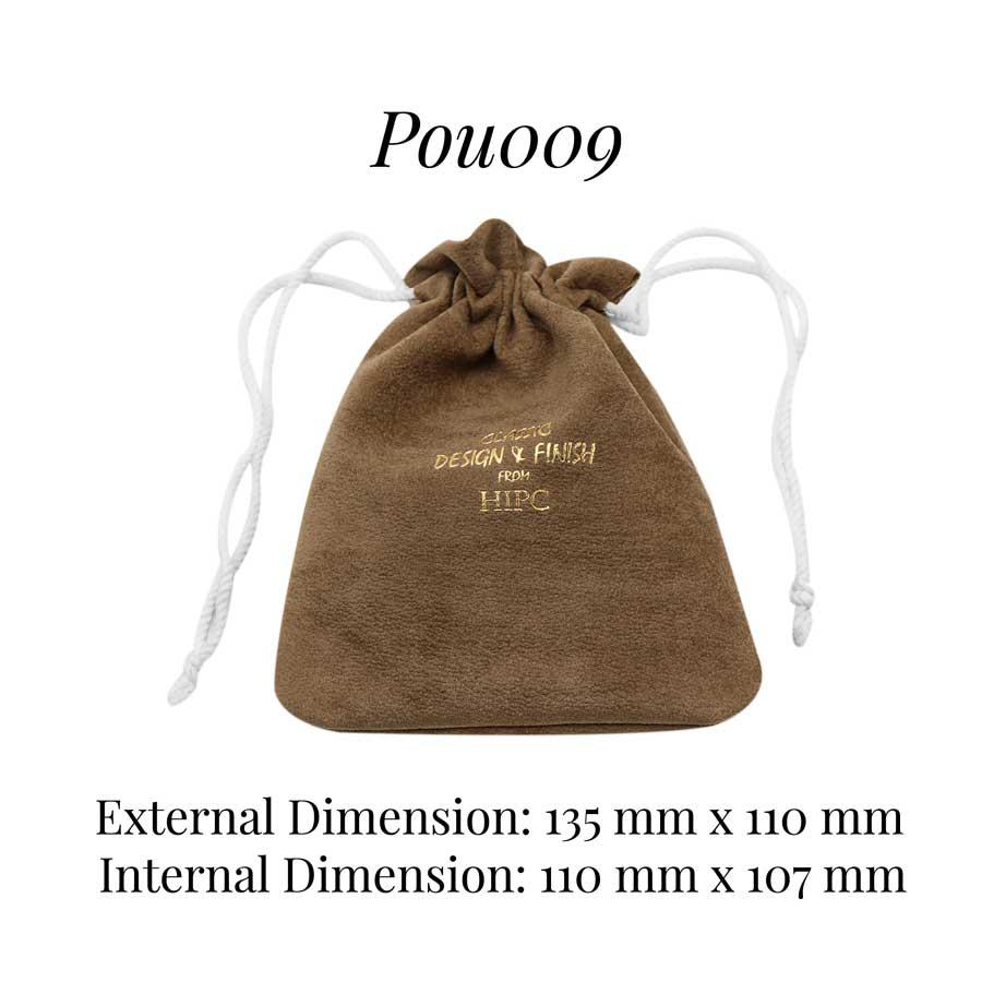 POU009: Wide Large Cord Draw