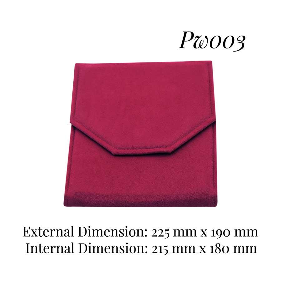 PW003 Large Necklace Folder