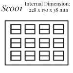 SC001: 12 on Ring Case