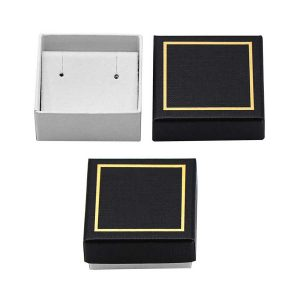 Syc002 Earring Two Piece Box