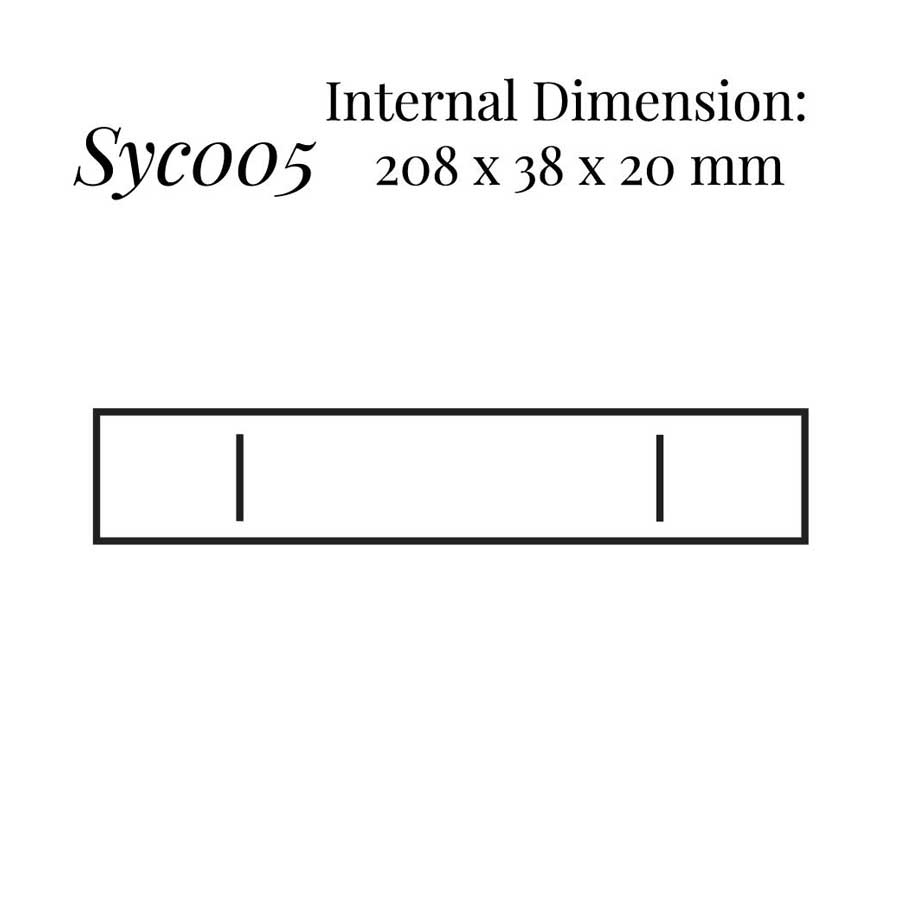 Syc005 Bracelet Two Piece Box