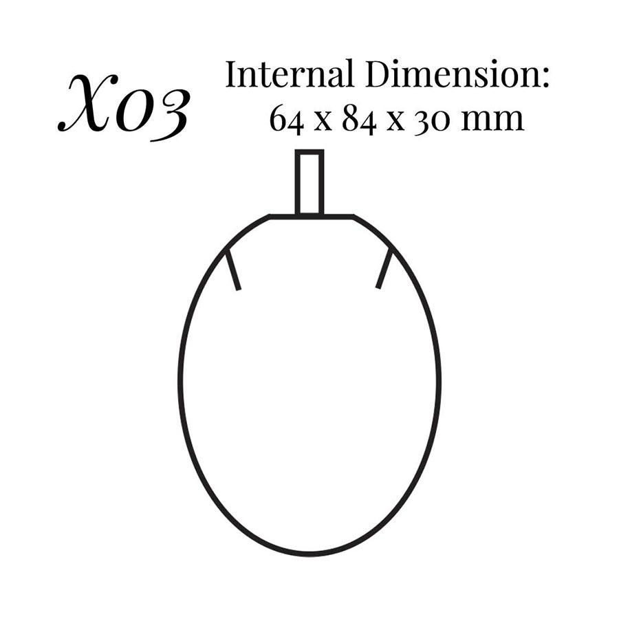 X03 Pendant Case