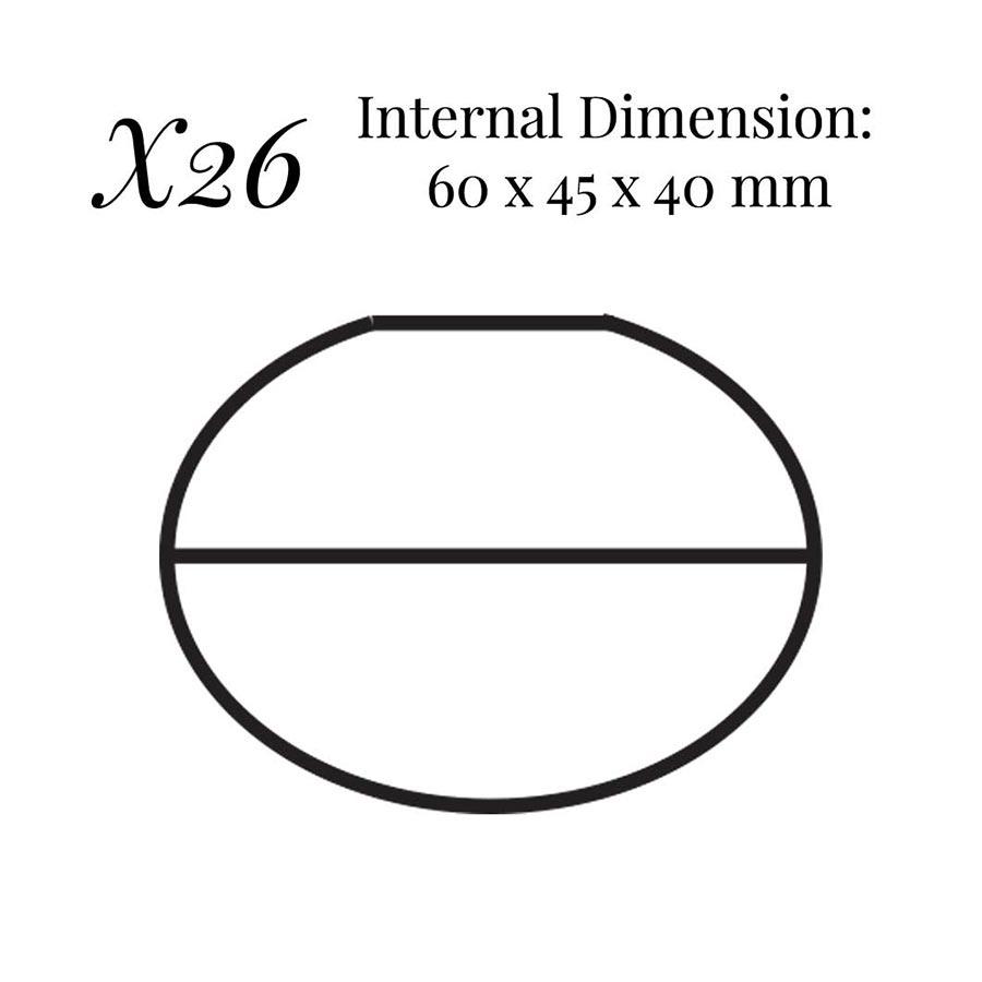 X26 Single Ring Case