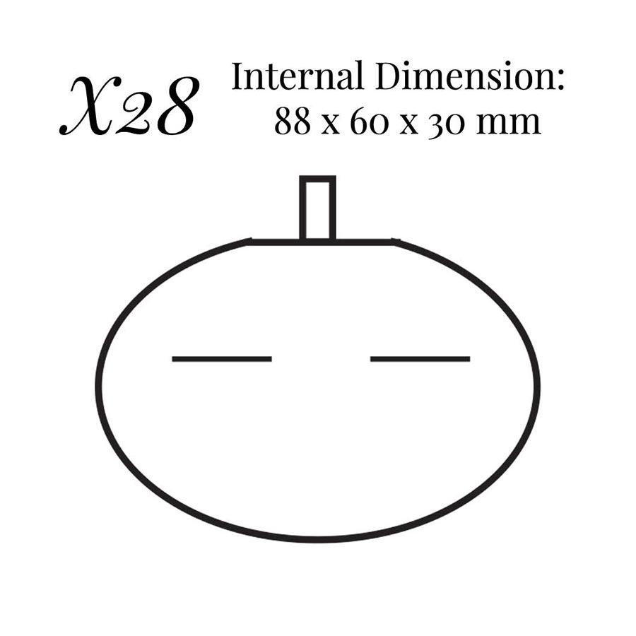 X28 Cufflink Case