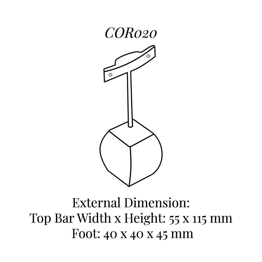 COR020 Small Earrings Tree
