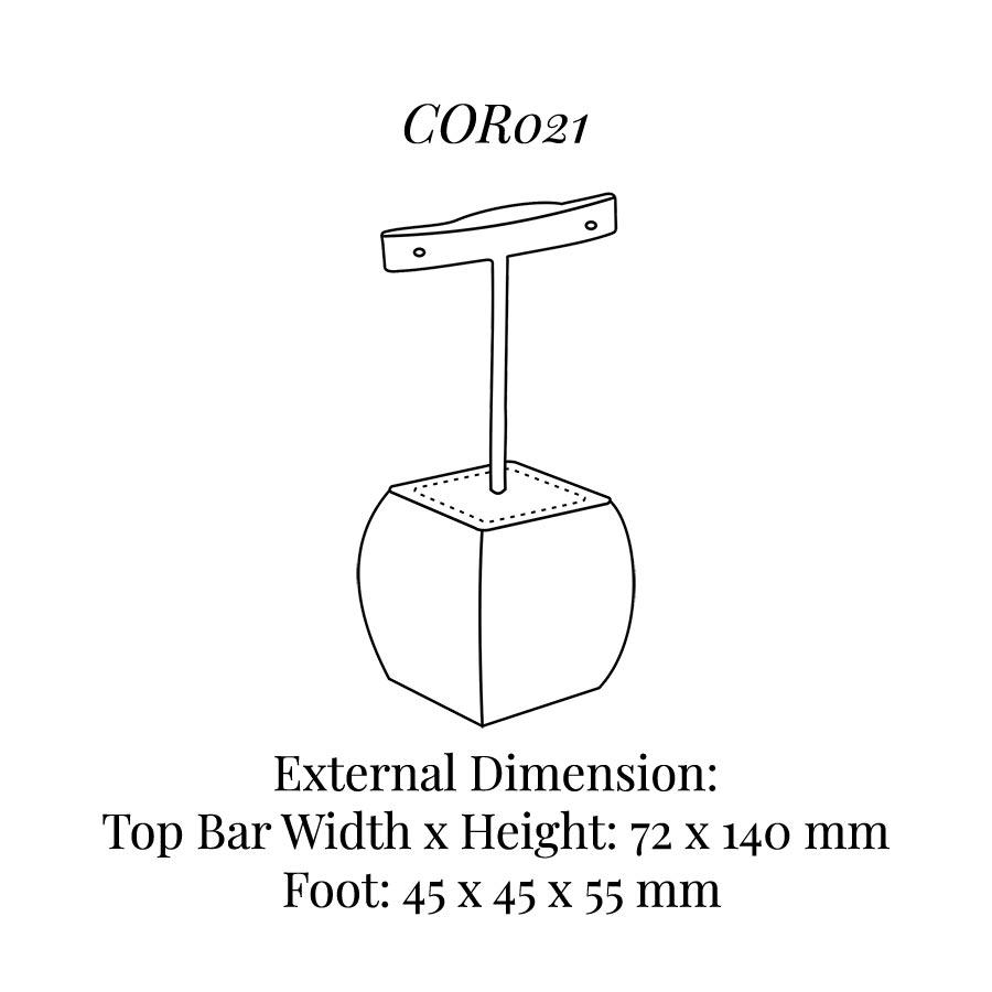 COR021 Medium Earrings Tree