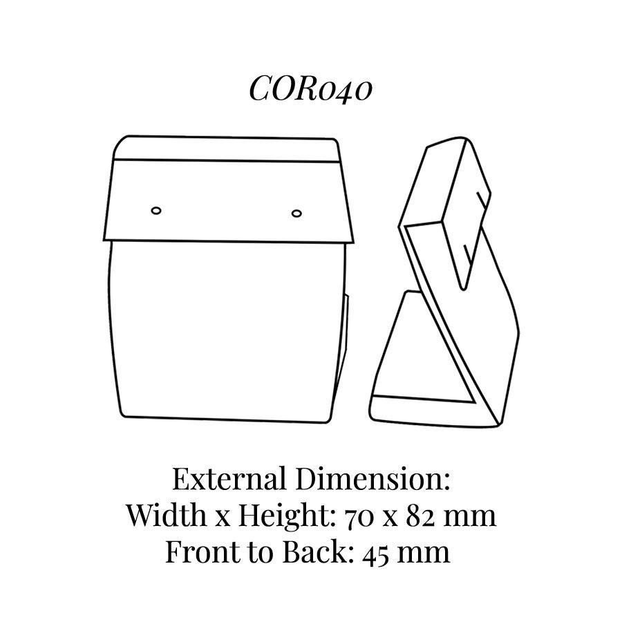 COR040 Earrings Display Stand