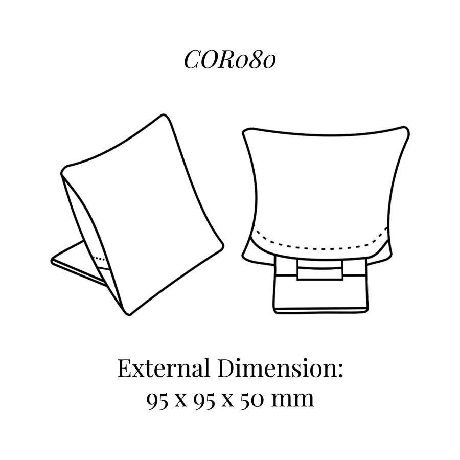 COR080 Medium Cushion Display