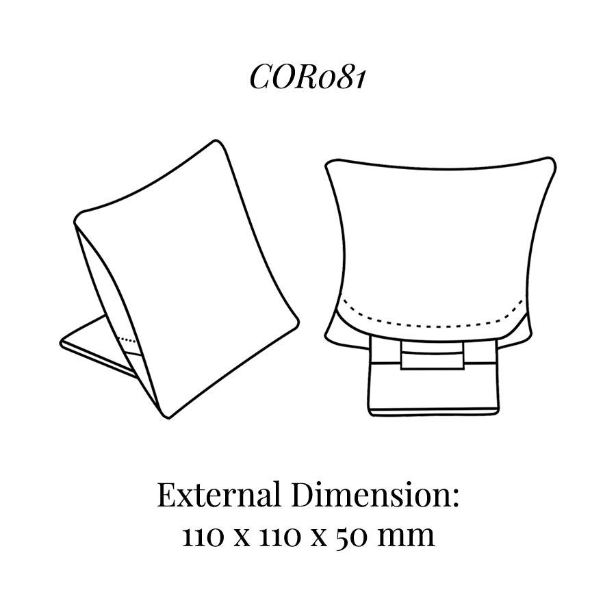 COR081 Large Cushion Display