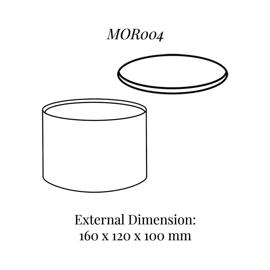 MOR004 Oval Column