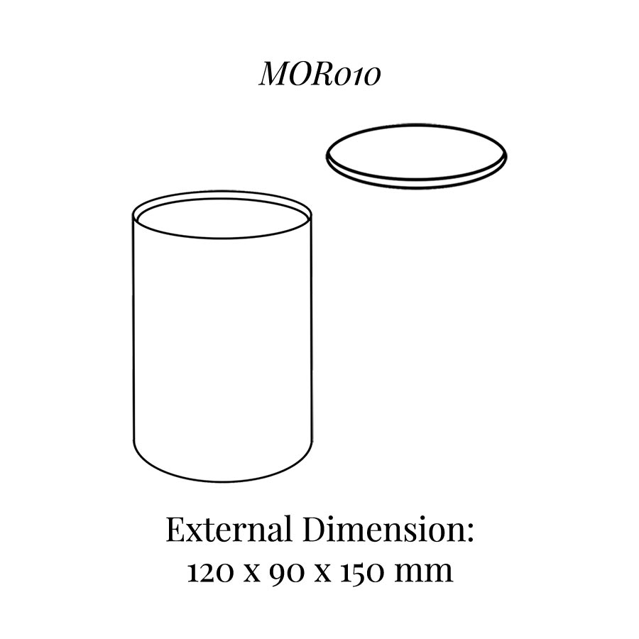 MOR010 Oval Column