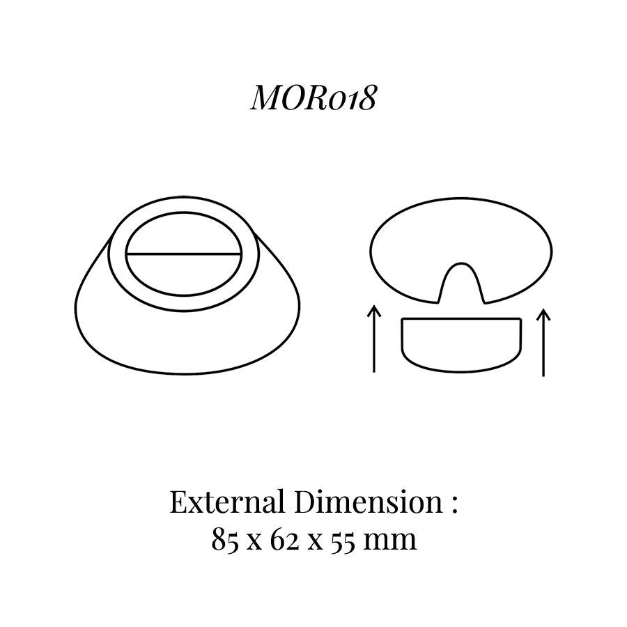 MOR018 Single Ring Soft Roll