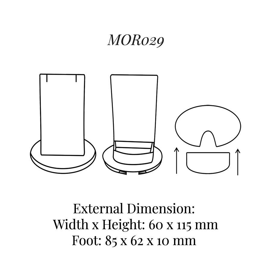 MOR029 Pendant Display Stand