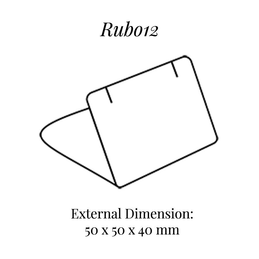 RUB012 Earrings or Mini Pendant Stand