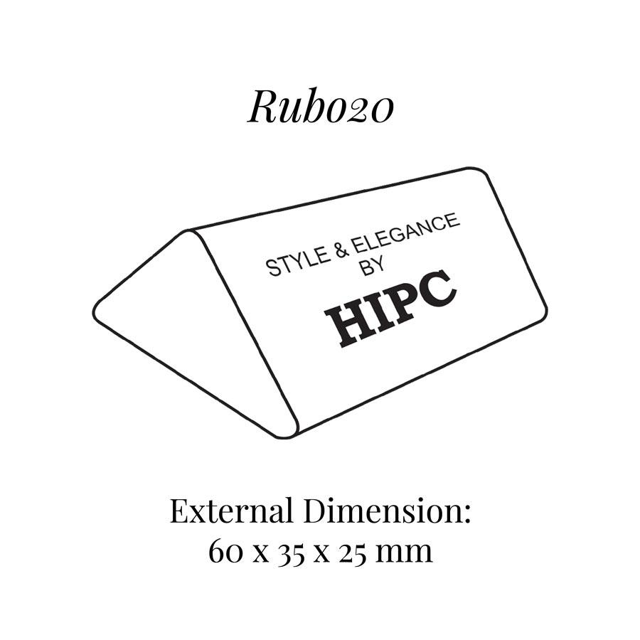 RUB020 Name Block