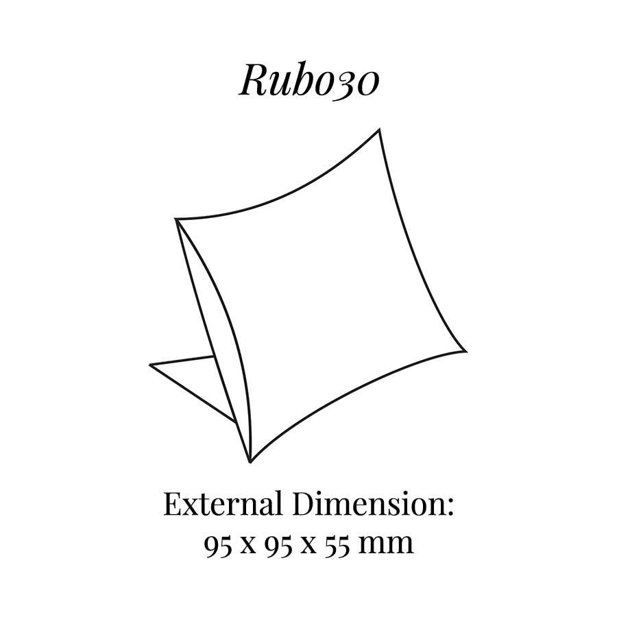 RUB030 Medium Cushion