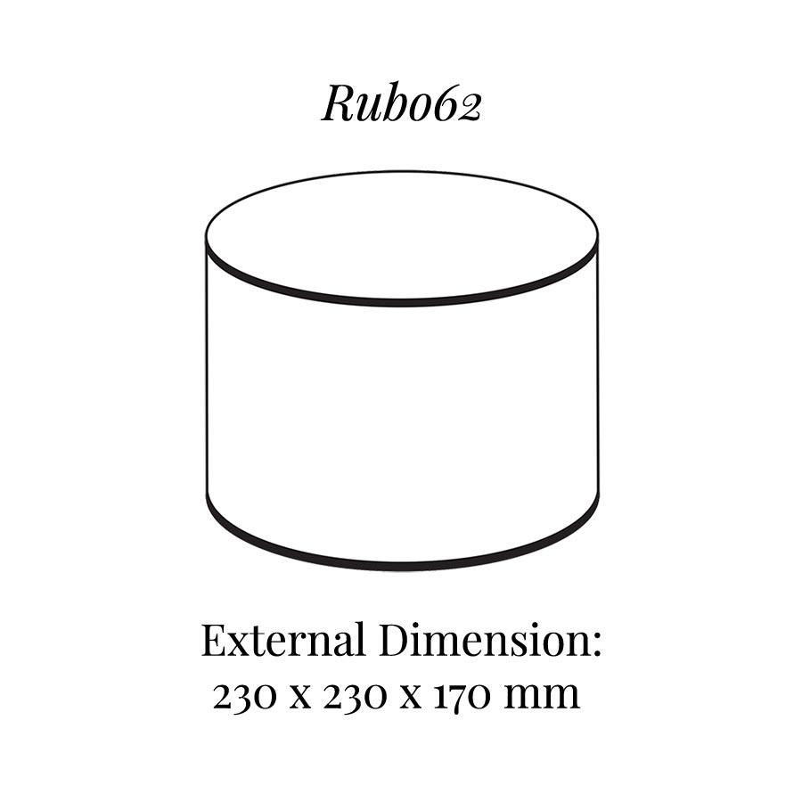 RUB062 Round Raiser Block