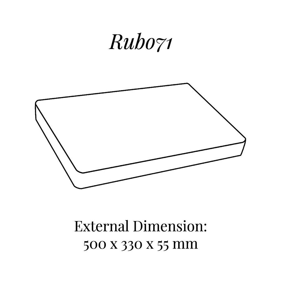 RUB071 Base Raiser Block