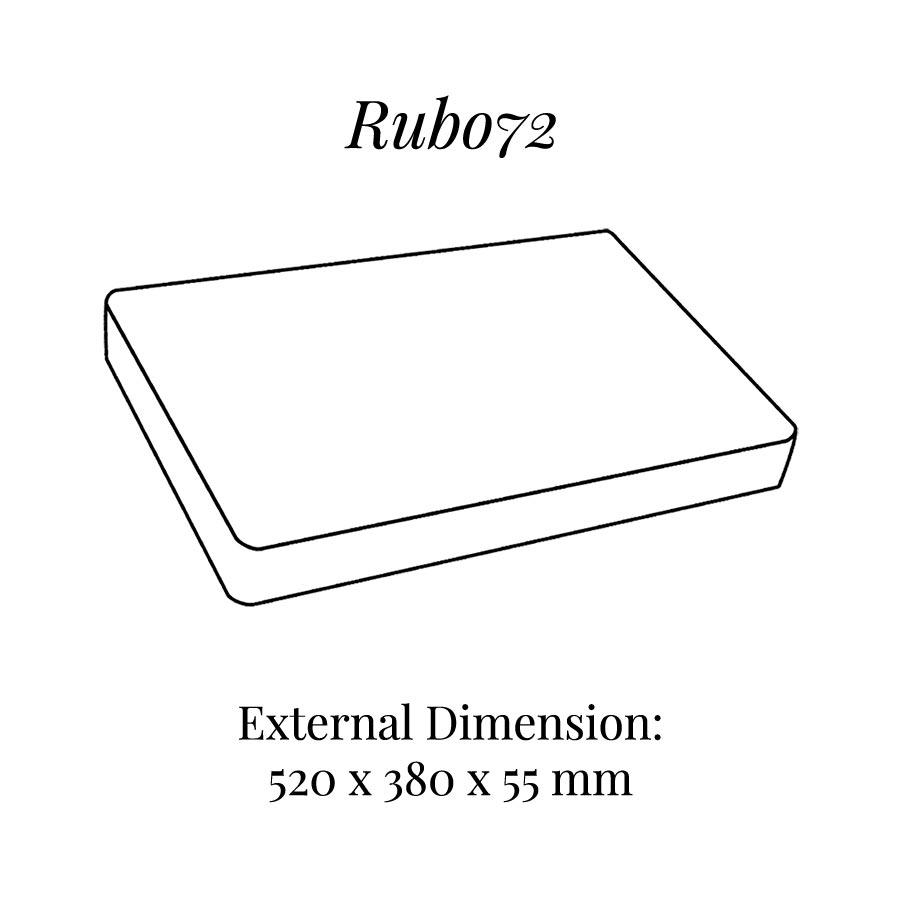 RUB072 Base Raiser Block