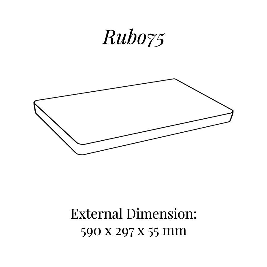 RUB075 Base Raiser Block