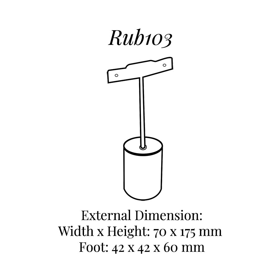 RUB103 Earrings Tree