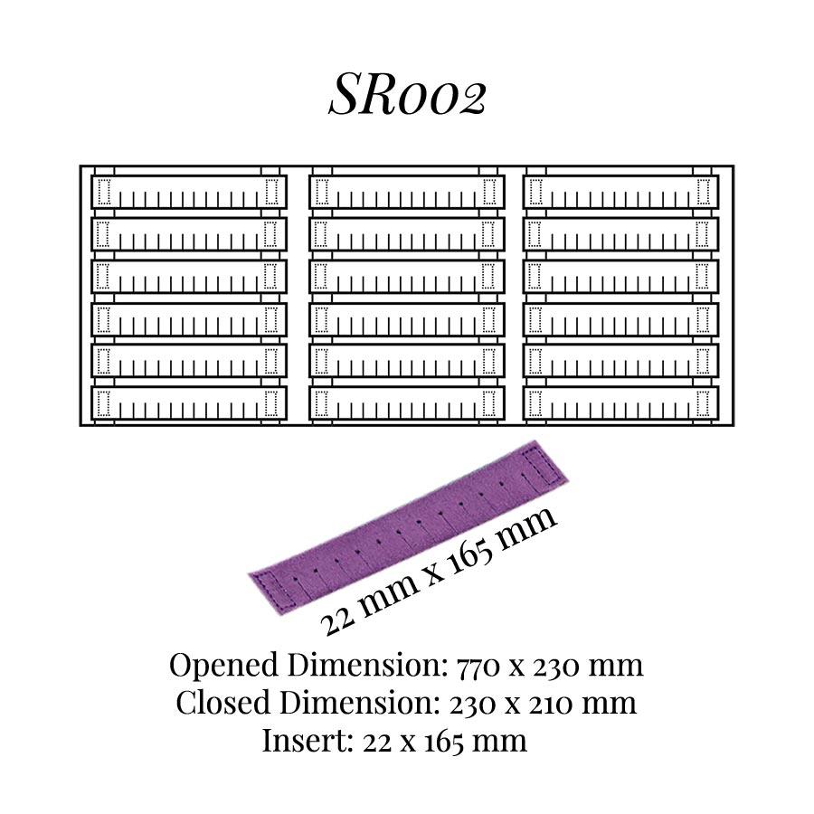 SR002 Earrings Stock Roll